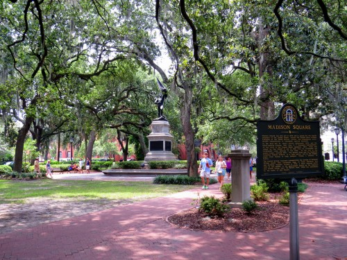 Madison Square - Savannah