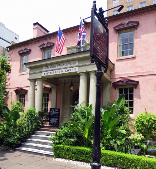 The Olde Pink House - Savannah