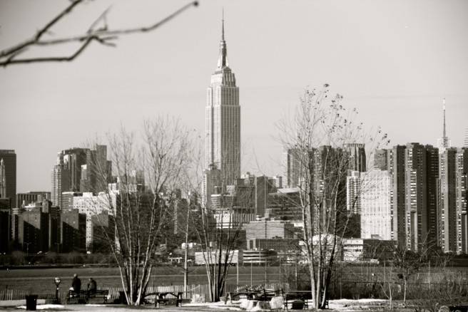 East river state park a incr vel vista do empire state for 22 river terrace building link