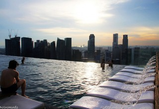 Hotel Marina Bay Sands: the good life – parte II