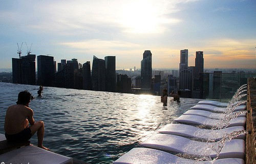Hotel marina bay sands the good life parte ii n s no - Marina bay sands piscina ...