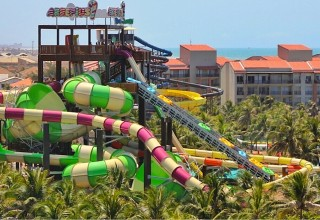 Adrenalina! As 8 atrações mais radicais do Beach Park