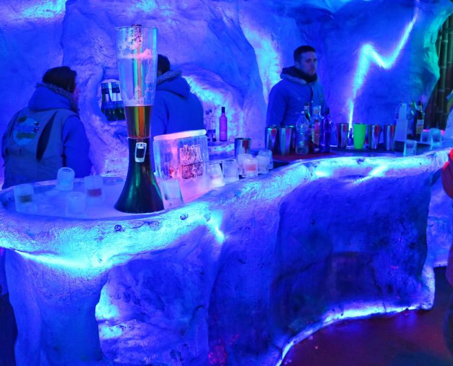 Ice Bar - Puerto Iguazú